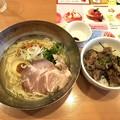 Photos: コクと旨みのさっぱり白冷麺+ミニ牛カルビご飯セット