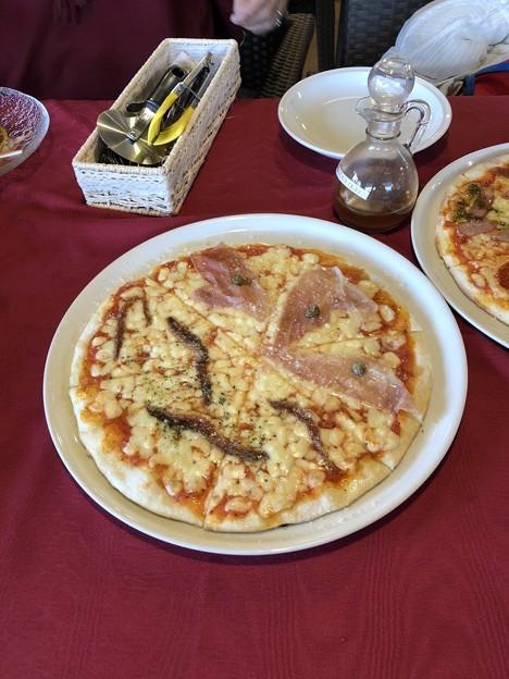 ピッツァランチ