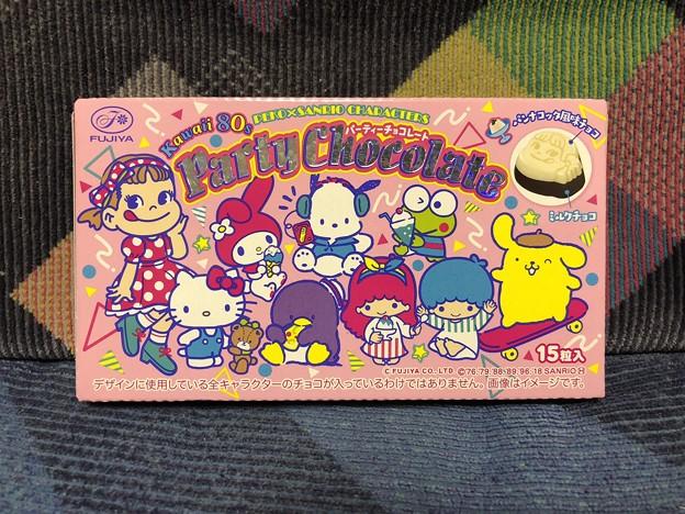 PEKO X SANRIO CHARACTERS パーティーチョコレート