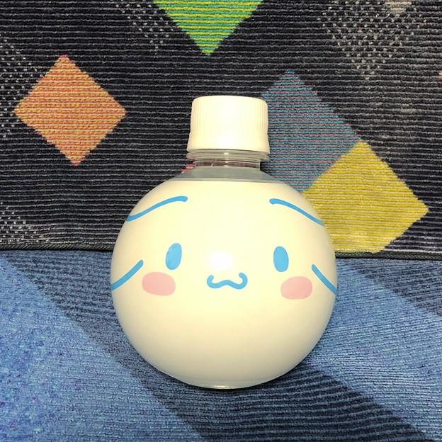キャラクターボトルウォーター シナモロール 350ml