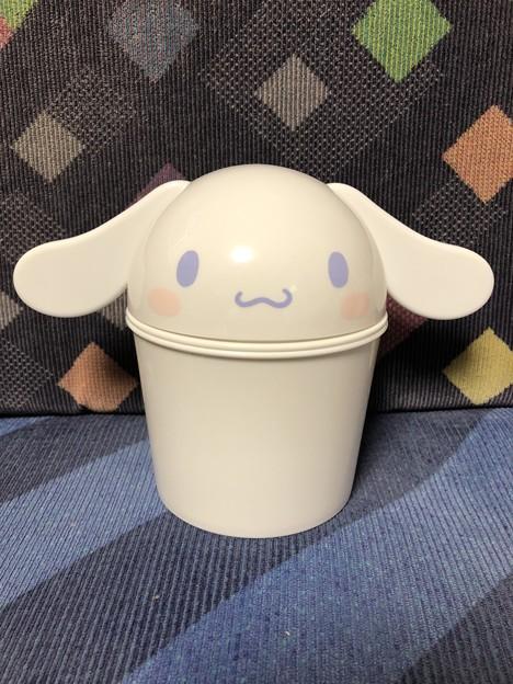 シナモロール当りくじ (6)ダストボックス