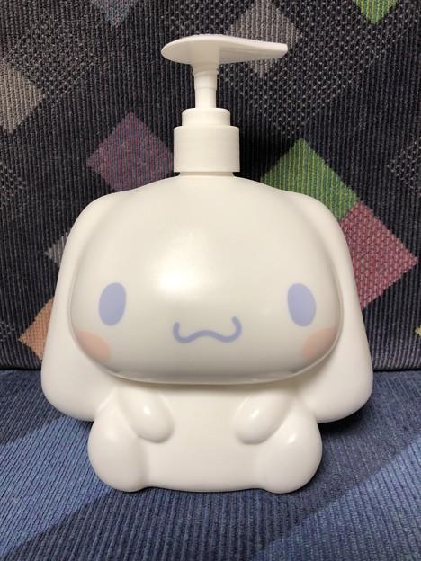 シナモロール当りくじ (4)ポンプボトル