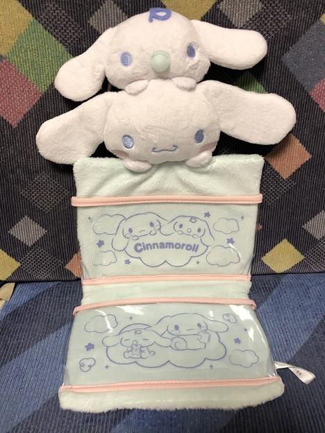 シナモロール当りくじ (3)ウォールポケット