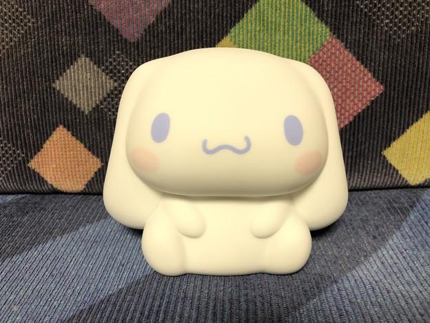 シナモロール当りくじ (9)貯金箱