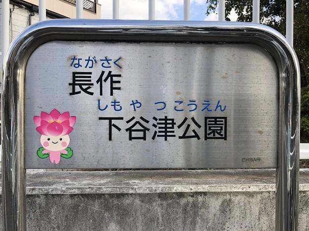 ちはなちゃん 長作 下谷津公園
