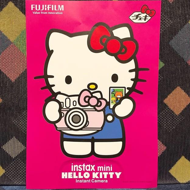instax mini HELLO KITTY