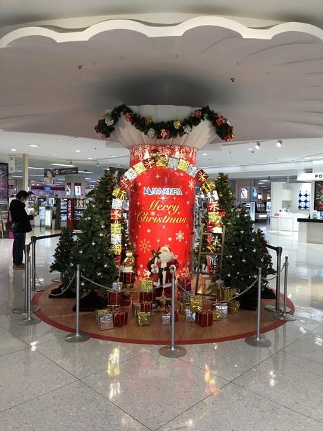 クリスマスツリー イオン マリンピア店