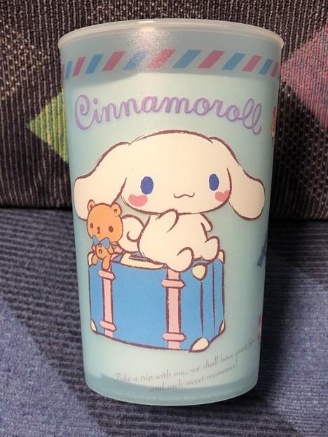 サントリードリンクフェア サンリオキャラクターズハロウィン オリジナルカップ シナモロール