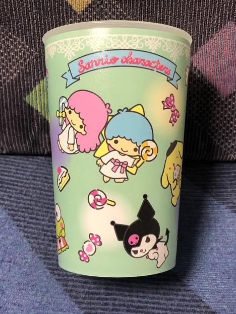 サントリードリンクフェア サンリオキャラクターズハロウィン オリジナルカップ サンリオキャラクターズ