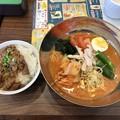 Photos: 本格!盛岡冷麺&焼肉丼