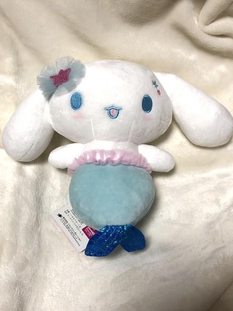 サンリオキャラクターズ マーメイド シナモロール Sサイズ