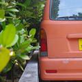 Photos: s1854_絶妙な幅寄せ駐車