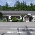 Photos: s3957_川原湯温泉駅_群馬県長野原町_JR東