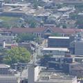 s5362_金刀比羅宮本宮脇展望台からの眺め_琴平駅