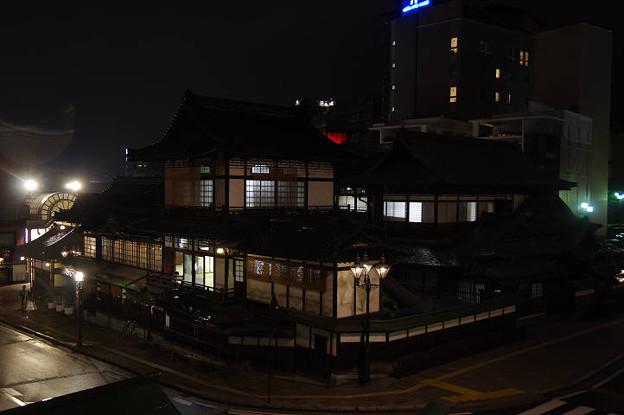 Photos: s6524_道後温泉本館夜景
