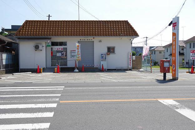 s8259_勝田堀口郵便局_茨城県ひたちなか市_休日
