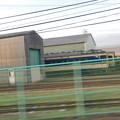 Photos: s1008_秋田総合車両センター_廃車済583系電車他