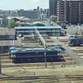 Photos: s9219_山陽新幹線車窓岡山~新倉敷間_岡山貨物ターミナル