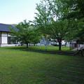 Photos: s9370_三段峡駅跡モニュメント