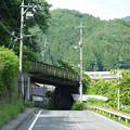 Photos: s9844_可部線廃線跡_加計~木坂間国道191号線ガード