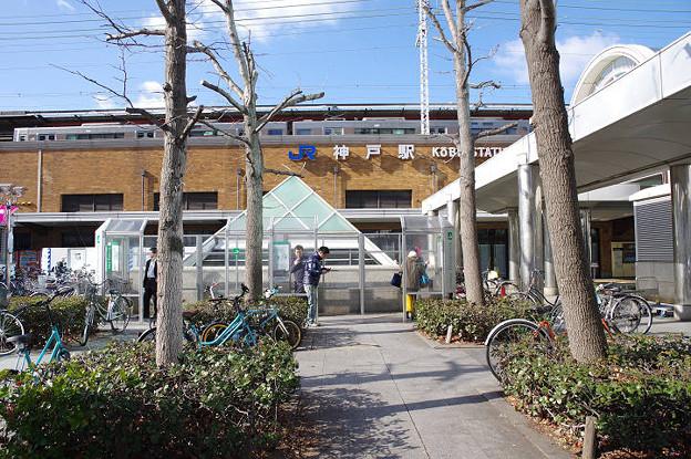 s0688_神戸駅南口_兵庫県神戸市中央区_JR西