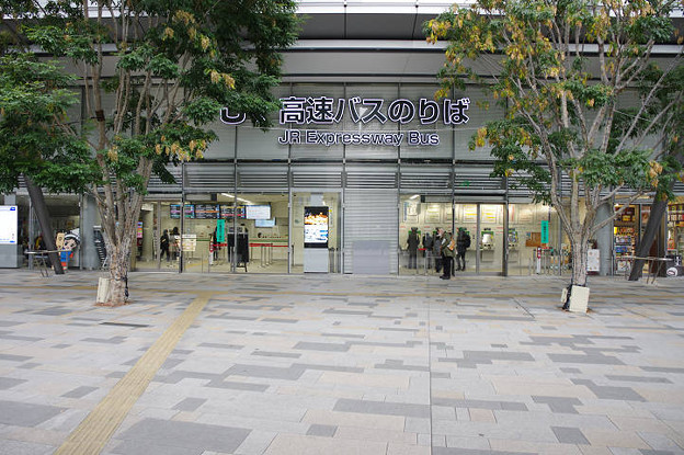 s0302_JR東京駅高速バス乗場