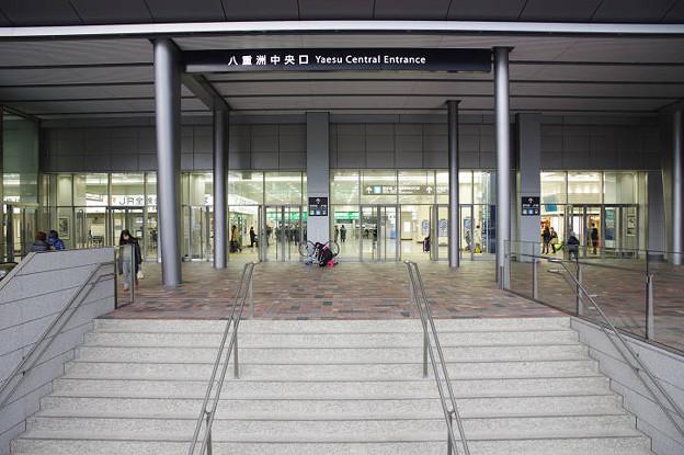 s0293_東京駅八重洲中央口入口_東京都千代田区_JR海・JR東