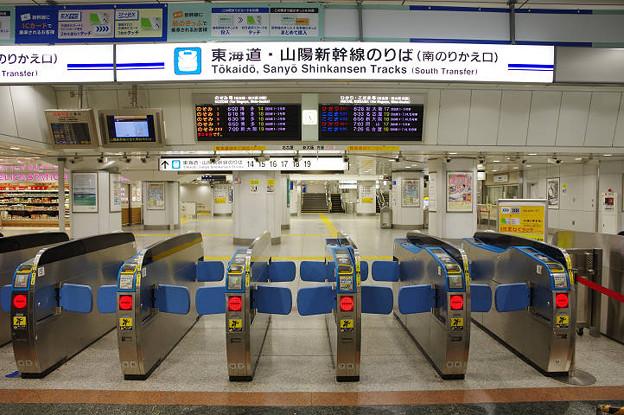 s0259_JR東京駅_東海道新幹線南乗換改札口