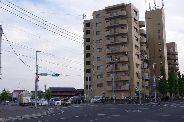 s1725_佐賀市田代二丁目交差点_佐賀線旧東佐賀駅付近