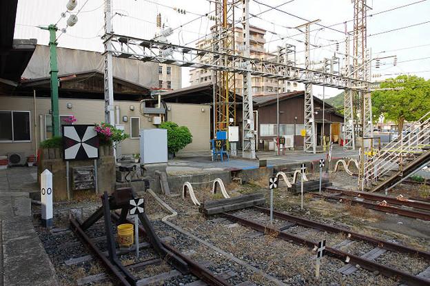 s2300_門司港駅1番ホーム線路終端