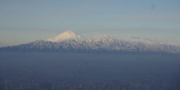 Photos: s7196_羽田上空からの富士山_t