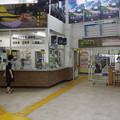 Photos: s2869_JR釜石駅出改札口