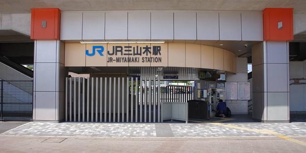 Photos: s2175_JR三山木駅高架下部_京都府京田辺市_JR西_t