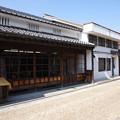 Photos: s2347_関宿の風景_桶店前桶重