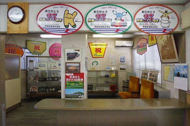 s2693_鈴鹿駅内展示室