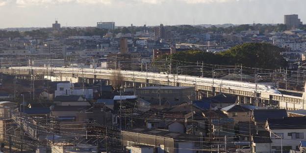 s7769_JR東海道新幹線_N700系A改造車_豊橋駅付近_t