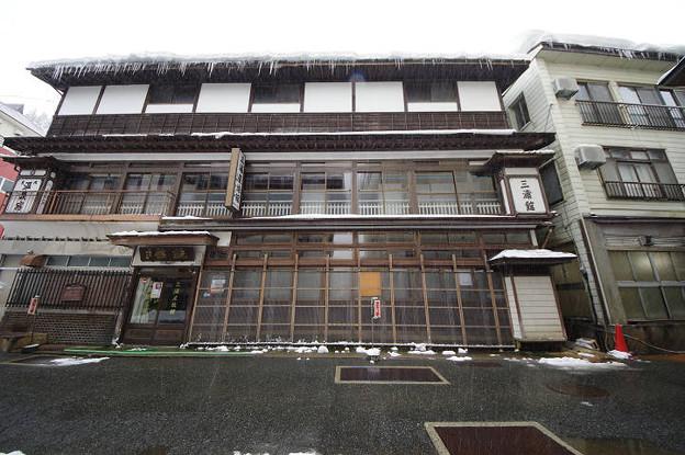 Photos: s8815_肘折温泉三浦屋