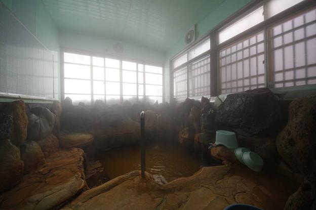 Photos: s8770_肘折温泉西本屋岩風呂
