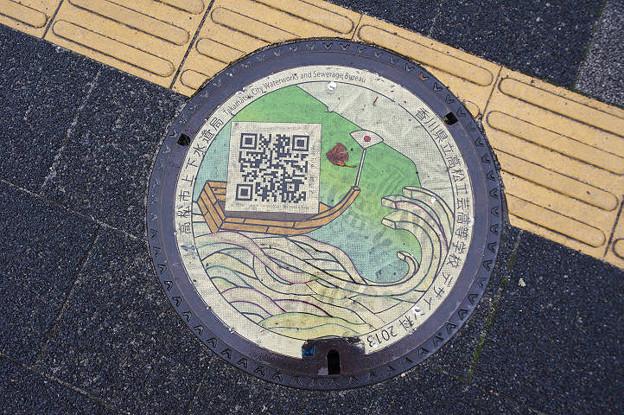 s6714_高松市マンホール_高松工芸高校デザイン科作