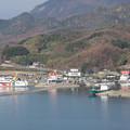 Photos: s6865_小豆島城山からみた池田港