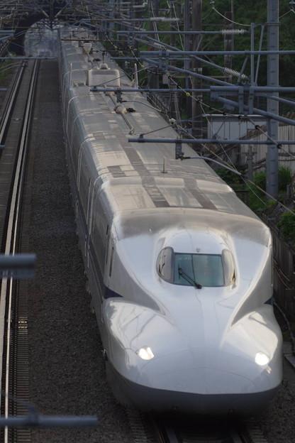 s3706_東海道新幹線664Aこだま664号_X40編成_羽沢_rt