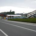 Photos: s3081_陸中山田駅復興工事中