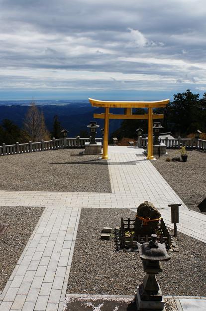 天空の神社