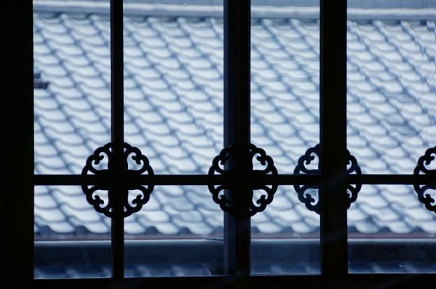 Photos: 窓枠