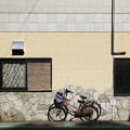 Photos: 自転車とポスト
