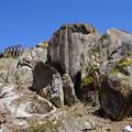 Photos: 岩山の城跡