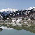 写真: 黒部湖