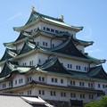写真: 名古屋城天守閣