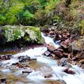 Photos: 横谷峡遊歩道 霧降の滝
