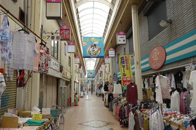 令和に昭和な三和商店街